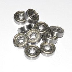 SLICK HARDWARE 627zz Bearings x16