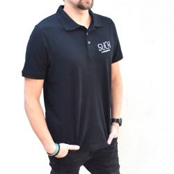 SLICK HARDWARE Polo Black